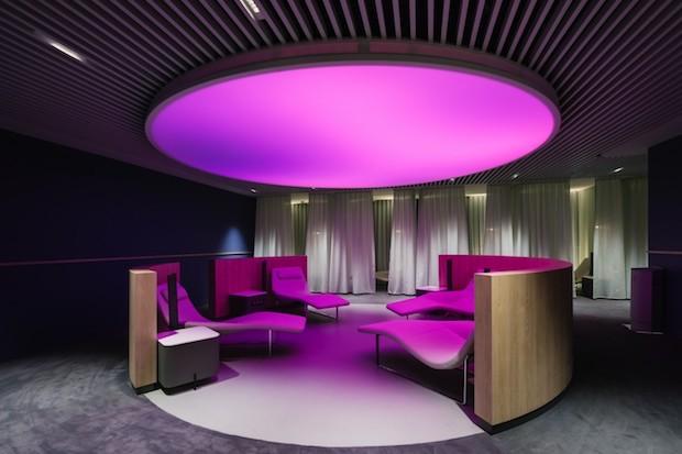 Salon Lounge Air France - Terminal 2E - 1e