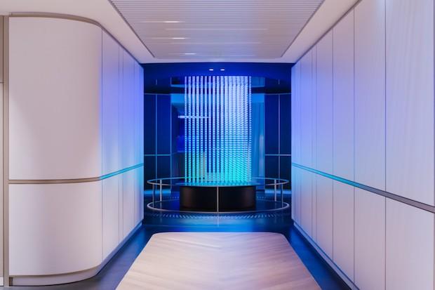 Salon Lounge Air France - Terminal 2E - 3