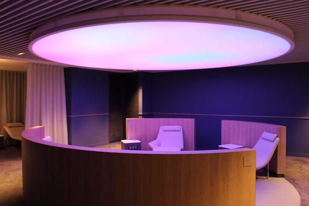 Salon Lounge Air France - Terminal 2E - 6