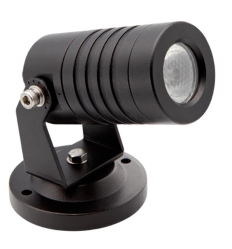 Spot Light IP65 1x 3 Watt Triled RGB